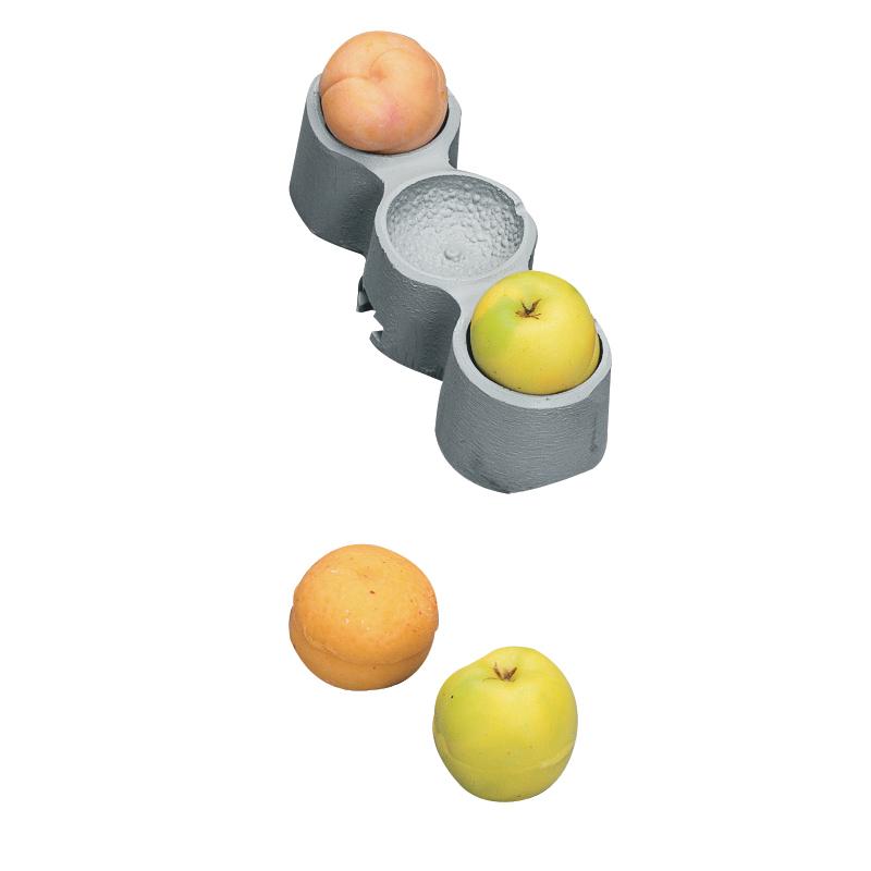 Marsipanform Frukter 20 gr, 3-set