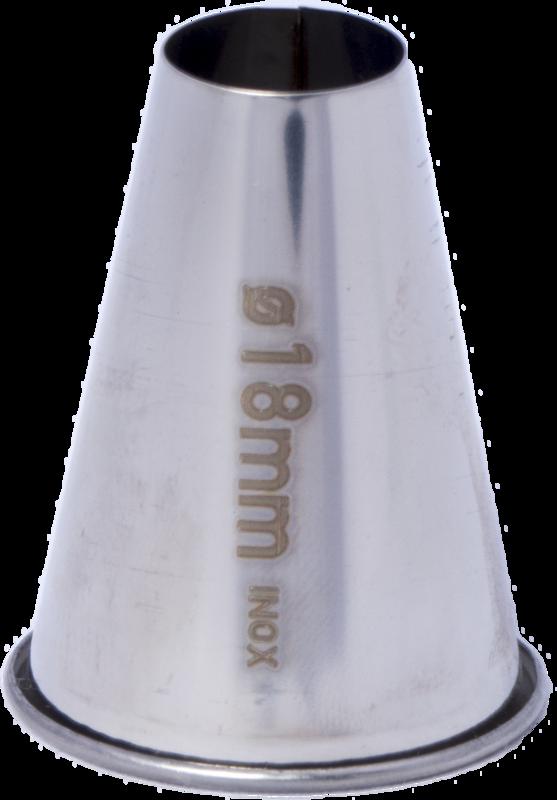 Rundtyll, RF. nr 18  18 mm