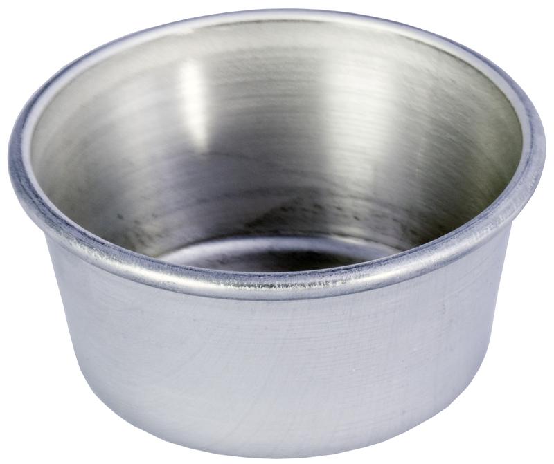 Lös muffinsform Ø 75/57 mm x H39, alu