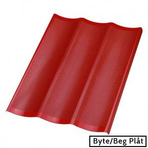 Byte/beg. Matbrödsränna 600x450 3R gum