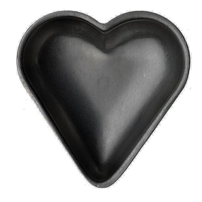 Hjärtform 73x68x14 mm, nonstick