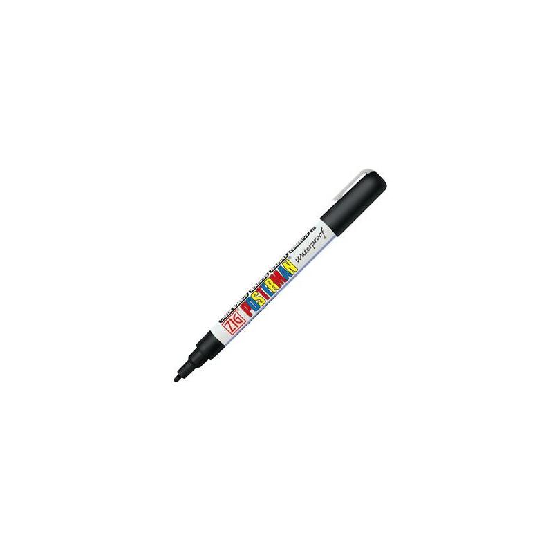Griffelpenna 1 mm svart