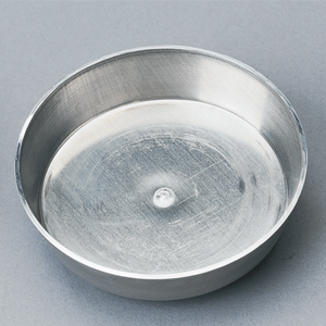Låg slät form Ø 82x18 mm