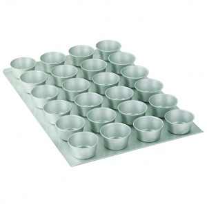 Muffinsformset 600x450 mm, 24st/set