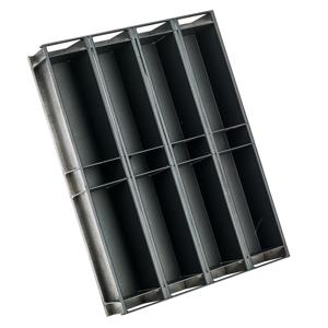 Formset,8 set,600x450 mm PFA 240x92x80 mm