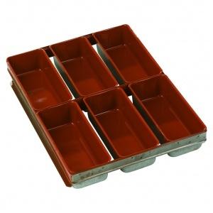 Formset 600x450 mm gum 6 helpress.form, 2,9 lit