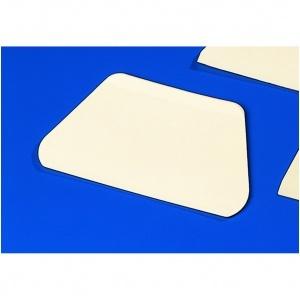 Plastskrapa blå