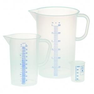 Mätglas, plast 100 ml