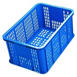 Transportback.Blå.Perf. 600x400x285 mm