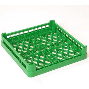 Diskkorg grön brickor 50x50 cm