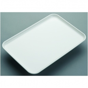 Uppläggningsfat, plast 420x280x20 mm