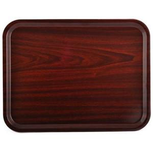 Bricka mahogny 360x280 mm