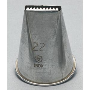 Stjärnbandstyll, 22 mm RF