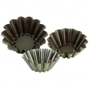 Briocheform, non-stick, 0,55l Ø 160xH60 mm