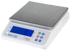 Elektron.våg, 15 kg/Batt.