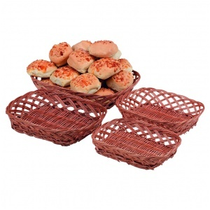 Brödkorg, rekt 380x280x75 mm