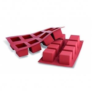 Siliconflex kub 50x50x50 mm 8 fig 3-pack
