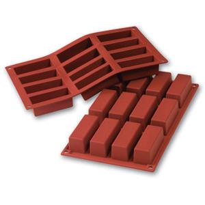 Siliconflex rektangel 79x29x30 mm 12 fig 3-pack