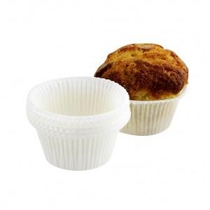 Muffinsform 60x40 mm, med stödkant 5000 st/fp