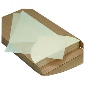 Bakplåtspapper, 600x400 mm, 1000 st/fp