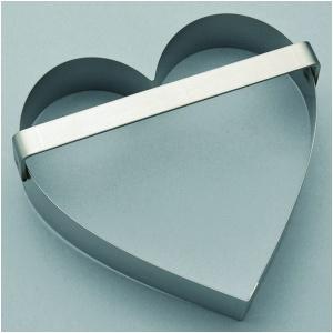 Hjärtutstickare, 90 mm, H40 mm