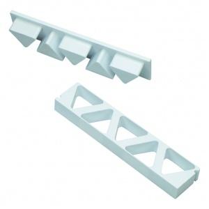 Bakelseram, trekant 600x400 mm
