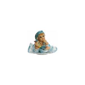 Bebis keramik blå 6 st/fp