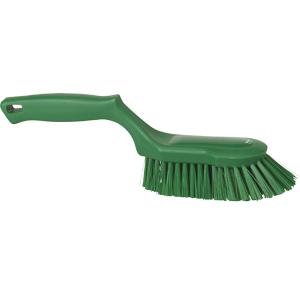 Handborste  hård, grön