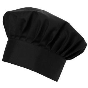 Kockmössa, reglerbar, svart