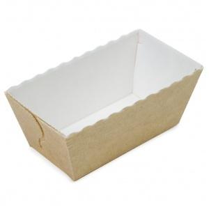 Easy Bake beige 80x40xH40 mm 1350 st/fp