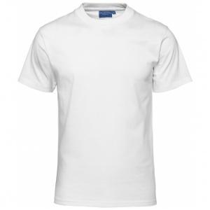 T-shirt,unisex, vit XXL