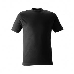T-shirt,unisex, svart XL