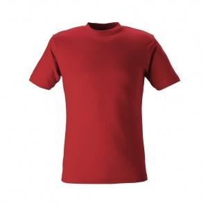 T-shirt,unisex, röd XL