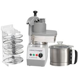 Robot Coupe Food Processor:R402 VV inkl skärverktyg