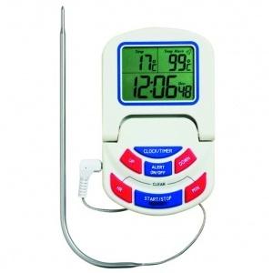 Termometer, RF insticksgivare, timer o alarm