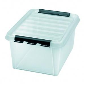 Förvaringsbox 14L med lock