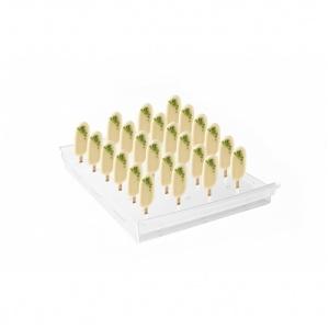 Exponeringsställ glasspinnar mini 24 glassar