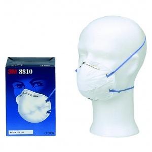 Andningsskydd, filtrerande halvmask, 20 st/fp