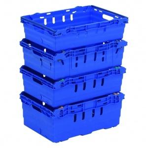 Back 600x400x167mm blå/blå