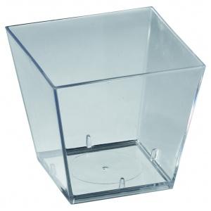 Fyrkant 60 ml 100 st/fp