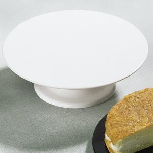 Tårtfat, plast D320 H100 mm