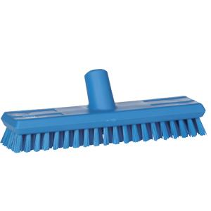 Golvskurborste  65x275 mm, blå