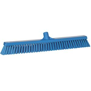 Golvsopborste 50x600 mm, blå
