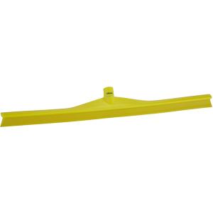 Golvskrapa   för skaft  50x700 mm, gul