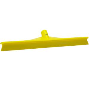 Golvskrapa   för skaft  50x500 mm, gul