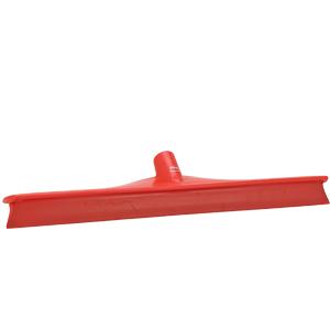 Golvskrapa   för skaft  50x500 mm, röd