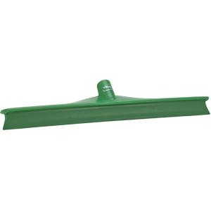 Golvskrapa   för skaft  50x500 mm, grön