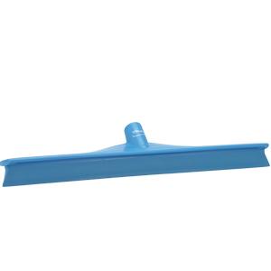 Golvskrapa   för skaft  50x500 mm, blå