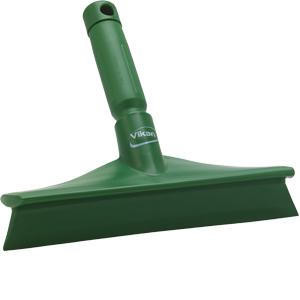 Handgummiskrapa, grön
