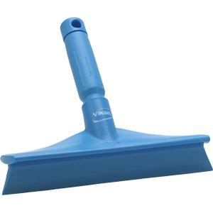 Handgummiskrapa, blå